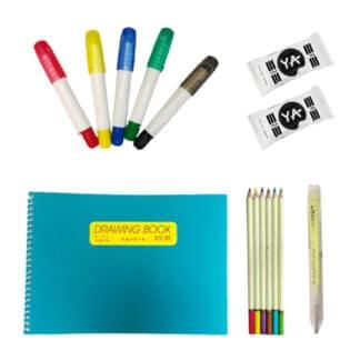 image of art supplies