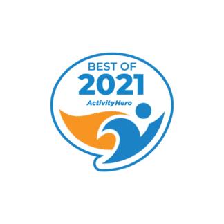 activity hero best of 2021 badge
