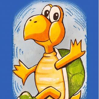 walking turtle image