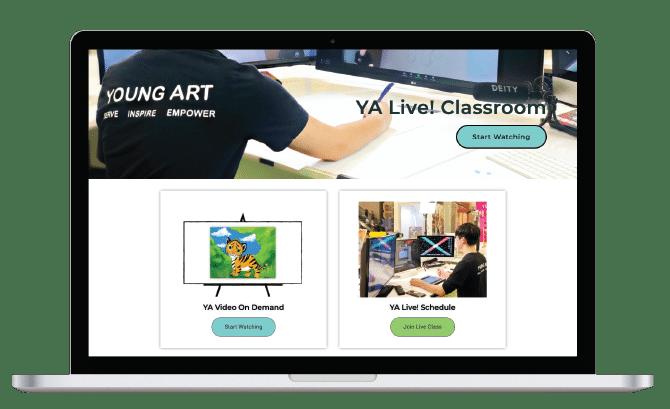 YA live Classroom